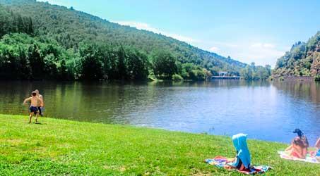 Camping avec Rivière en Corrèze