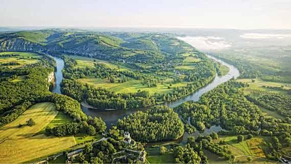 Camping Vallée de la Dordogne