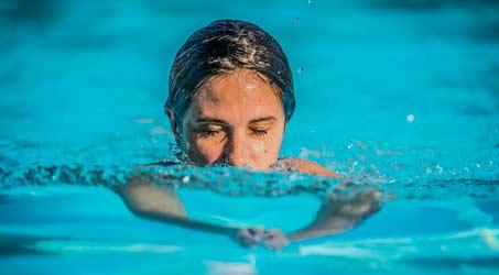 Détente avec piscine en Corrèze