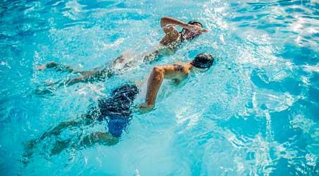 Sport en piscine en Corrèze