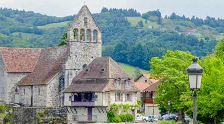 Ville de Beaulieu-sur-Dordogne