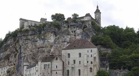 Ville de Rocamadour