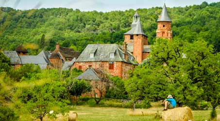 Visiter Collonges-la-Rouge