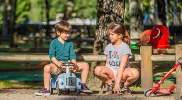 camping animations enfants dordogne