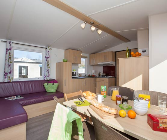 location cottage 3 chambres camping dordogne