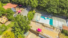 Camping avec piscine Sea Green