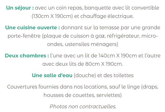 louez mobil-home Limousin