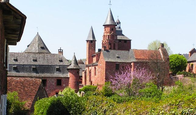 Le castel de Vassinhac