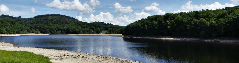 Top 5 des plus beaux lacs et plans d'eau de Corrèze
