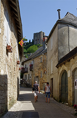 Turenne, un des plus beaux villages de France
