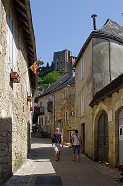 Turenne, un des plus beaux villages de France