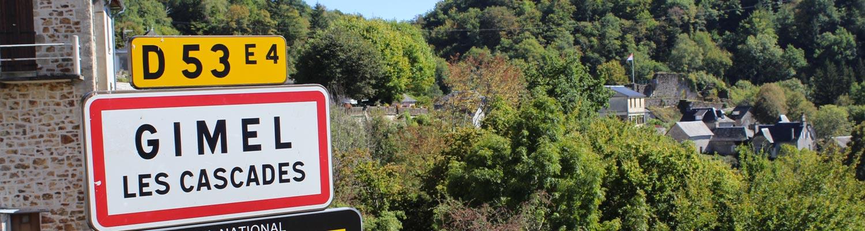 Visiter Gimel-les-Cascades en Corrèze