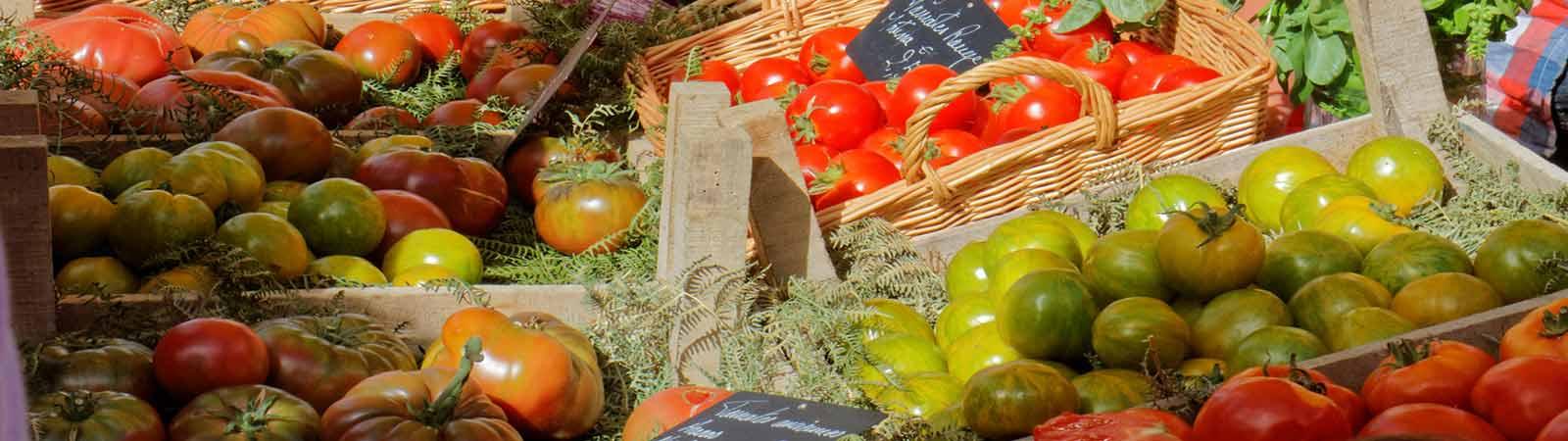 les marché en Corrèze