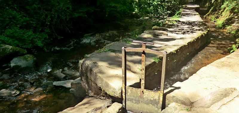 randonnée canal des moines