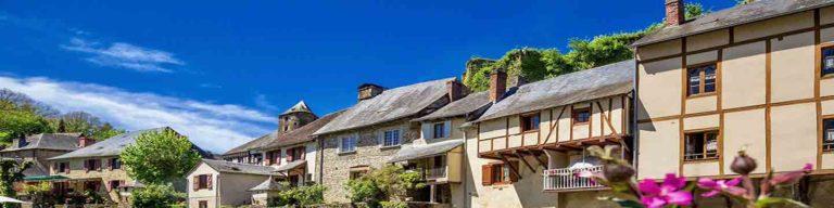 louer vacances en Corrèze