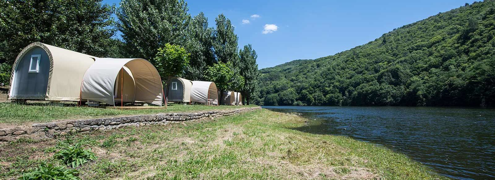 location cottage camping dordogne